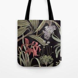 Dark Botanicals (pillow variant) Tote Bag