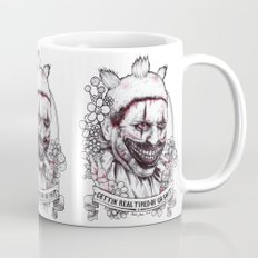 xoxo Twisty Coffee Mug