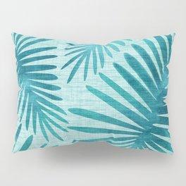 Mid Century Tiki Fronds Pillow Sham