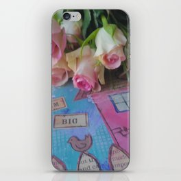 House Of Roses iPhone Skin
