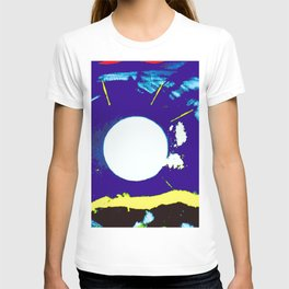 MOONLIGHT        by Kay Lipton T-shirt