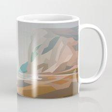 Cliffs - misty Mug