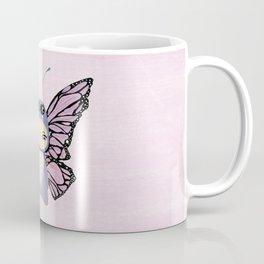 A Boy - Butterfly Coffee Mug