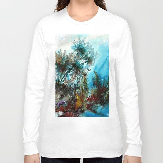 Vergangenheit Long Sleeve T-shirt