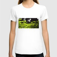 clover T-shirts featuring Clover by Thomas Ray Publishing