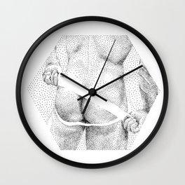 Dood 5 Wall Clock