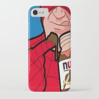secret life iPhone & iPod Cases featuring secret life by eatpersonality