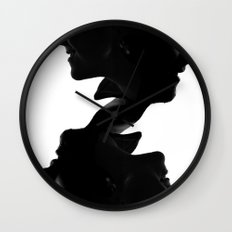 Oh, Inverted World Wall Clock