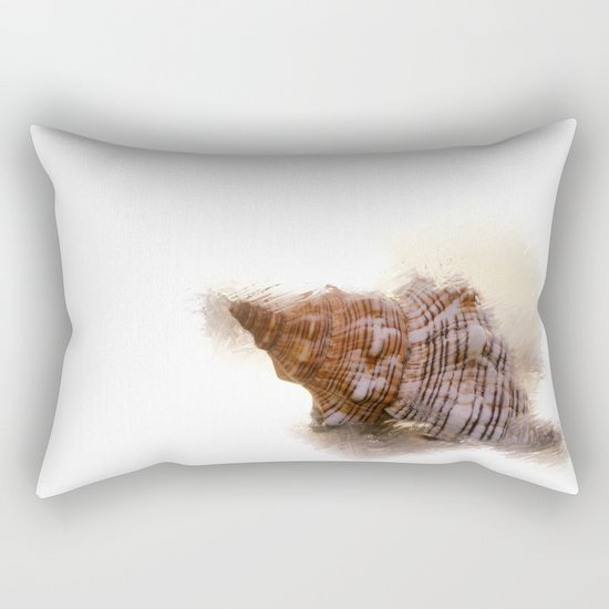 Summer day at sea Rectangular Pillow