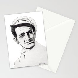 Woody Guthrie Stationery Cards