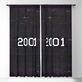 2001 Blackout Curtain