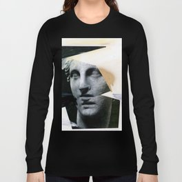 Untitled (Painted Composition 8) Long Sleeve T-shirt