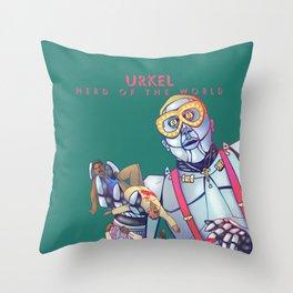 News of the Winslows Throw Pillow