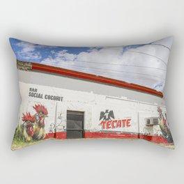 Club social cocorit  Rectangular Pillow