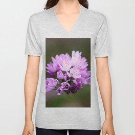 Wild Flower Unisex V-Neck