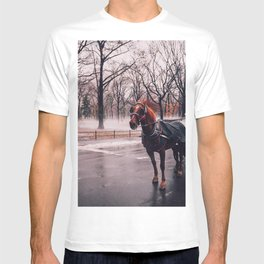 NYC Horse and Carriage T-shirt