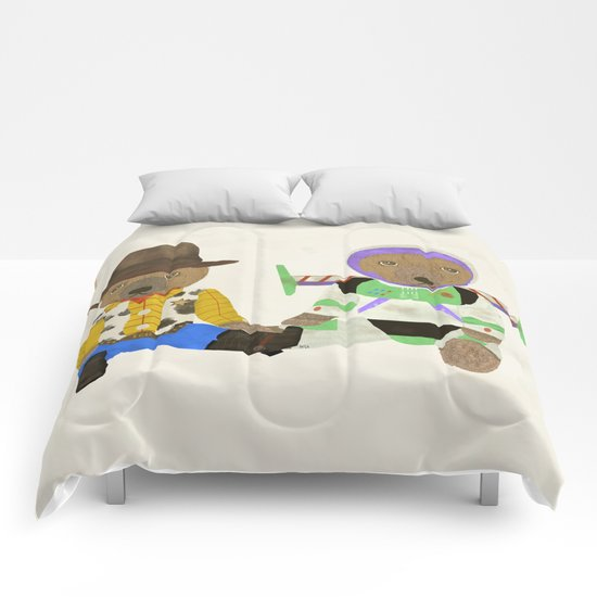 Ted Story Comforters