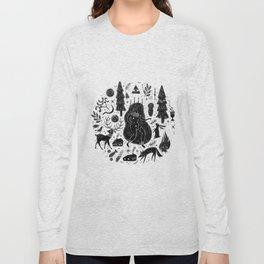 Yule, Birth of the Sun - Black Long Sleeve T-shirt