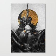 Fools Gold Canvas Print