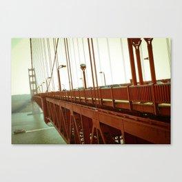 Golden Gate Bridge - SF Canvas Print