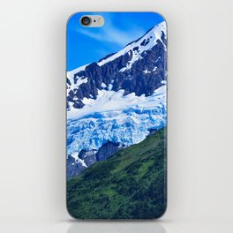 Whittier Glacier - I iPhone Skin