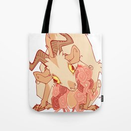 Gut Wretched Goat Tote Bag