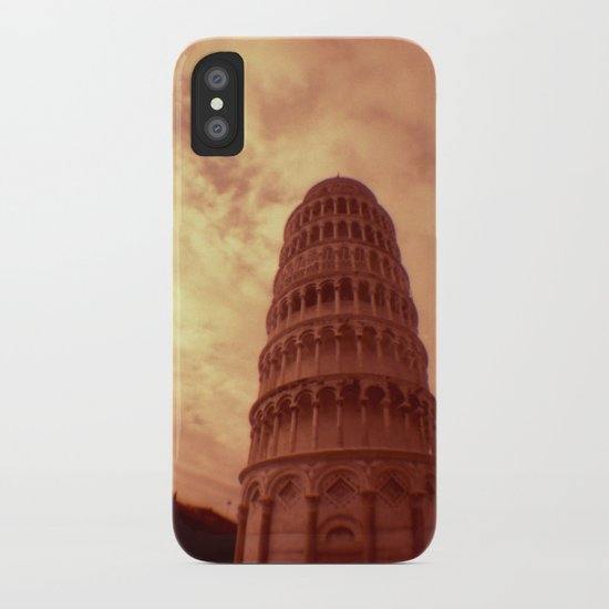Italy Surreal I iPhone Case