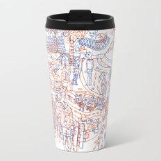 Luka and the Fire of Life Travel Mug