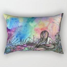 Mermaid 2.0 Rectangular Pillow
