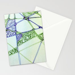 Sea Water Stationery Cards