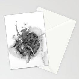 Eye Socket Stationery Cards