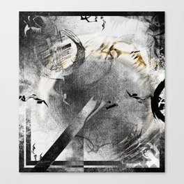Hades Canvas Print