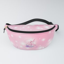 Unicorn in Pink Fanny Pack