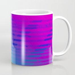 Outrun Inspired Gradient Coffee Mug