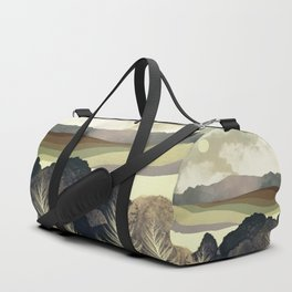 Retro Afternoon Duffle Bag