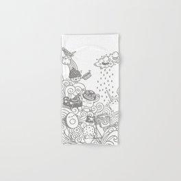 walmazan world Hand & Bath Towel