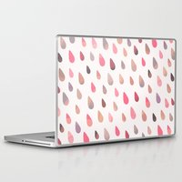 sloths Laptop & iPad Skins featuring OPAL DROPS - DAWN COLORWAY by Daisy Beatrice