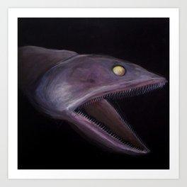 Bioluminescence I Art Print