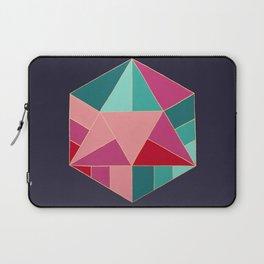 Icosahedron Laptop Sleeve