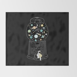 My Childhood Universe 2 Throw Blanket