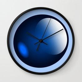 The Big Bang Bubble Wall Clock