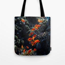 Sea Fier Tote Bag