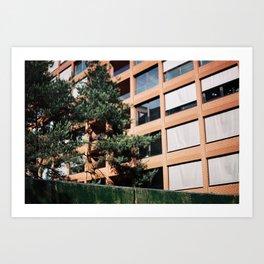 Beautiful Berliner buildings  Art Print
