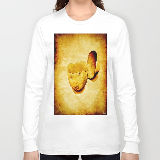 The child shell Long Sleeve T-shirt