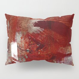 Burgundy Pillow Sham