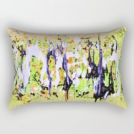 SECRET SAUCE-YELLOW Rectangular Pillow
