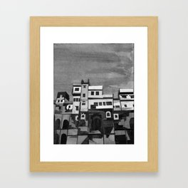 Varanasi Framed Art Print
