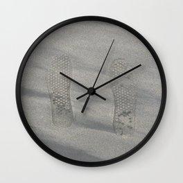 Sandy Souls Wall Clock