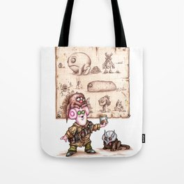 Zlozz and his Poo! Tote Bag