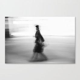- Ultimo giorno - Canvas Print